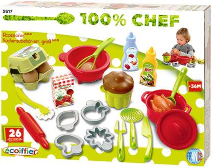 Image de Ecoiffier Coffret cuisine 2617