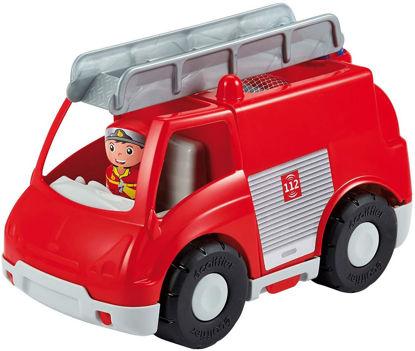 Image de Ecoiffier Camion de pompiers Abrick 1485