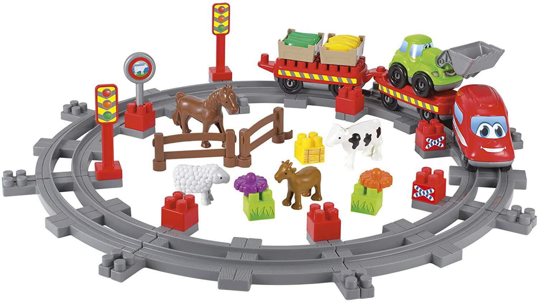 Image de Ecoiffier Train de campagne Abrick 3068