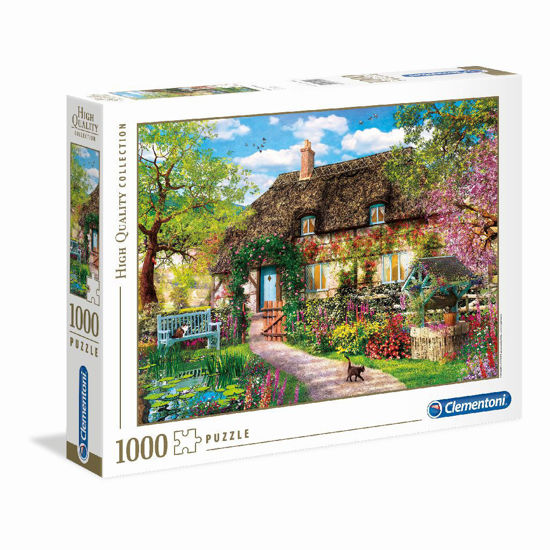 Image de van der Meulen Clementoni Puzzle 1000 pcs The Old Cottage