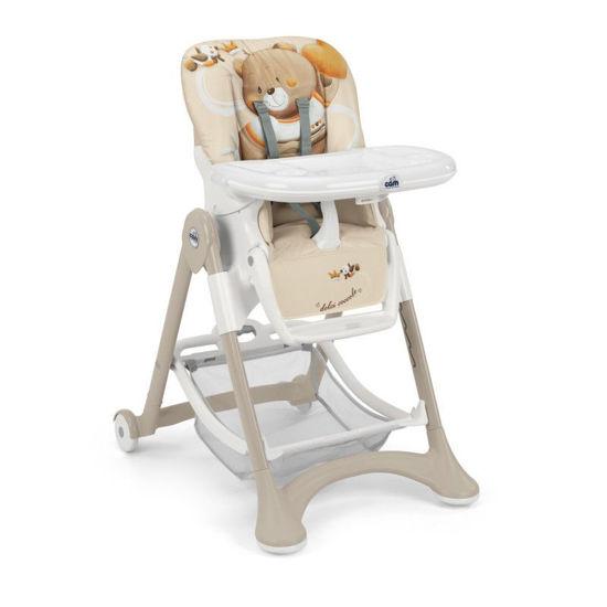 Image de Chaise haute campione beige C240