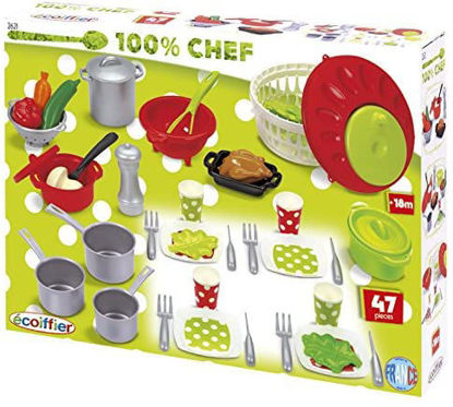 Image de Ecoiffier Set de cuisine 2621