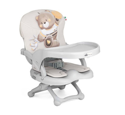 Image de Chaise Haute Smarty Pop beige C240