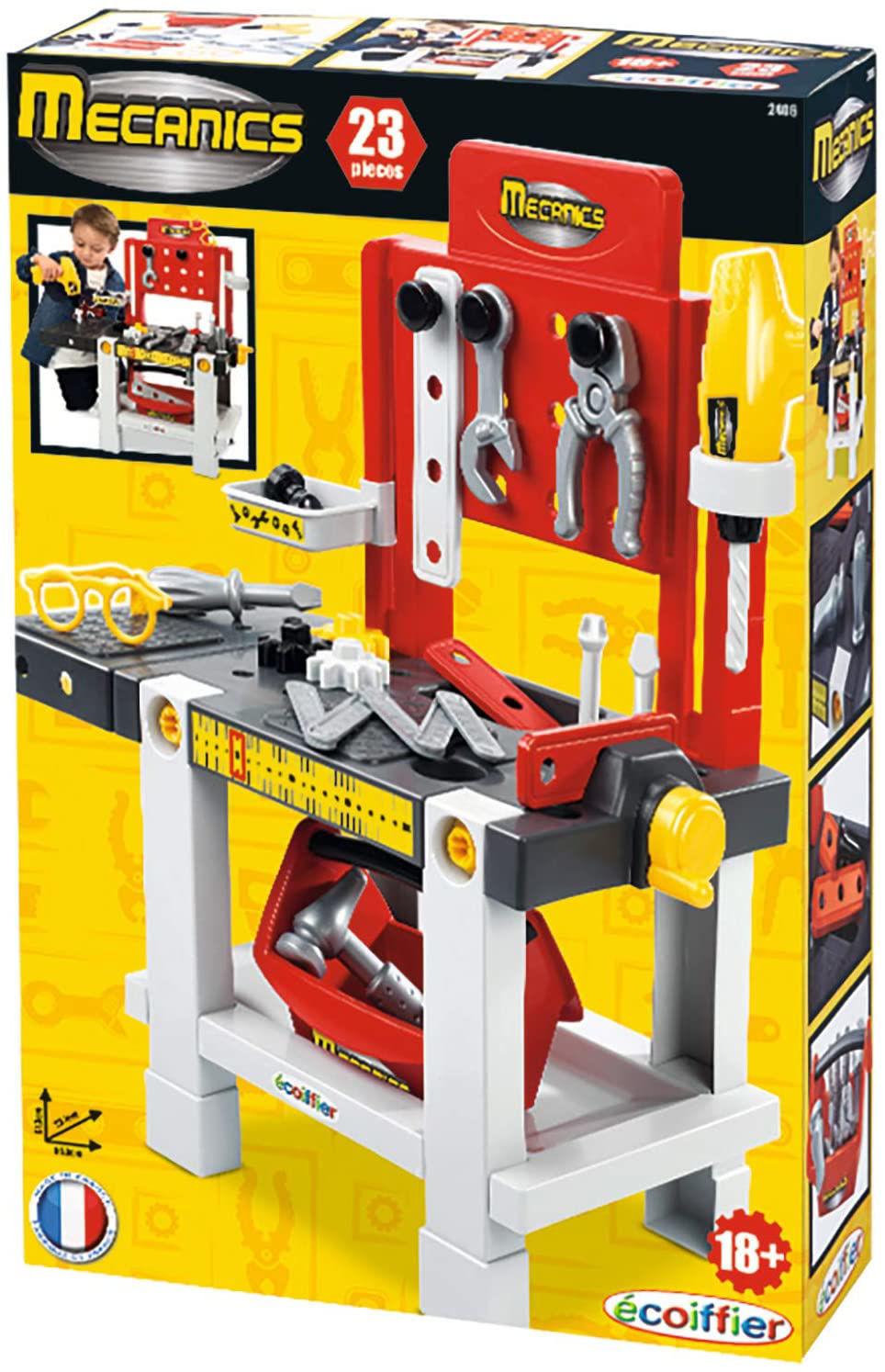 Image de Ecoiffier Établi + outils 2406