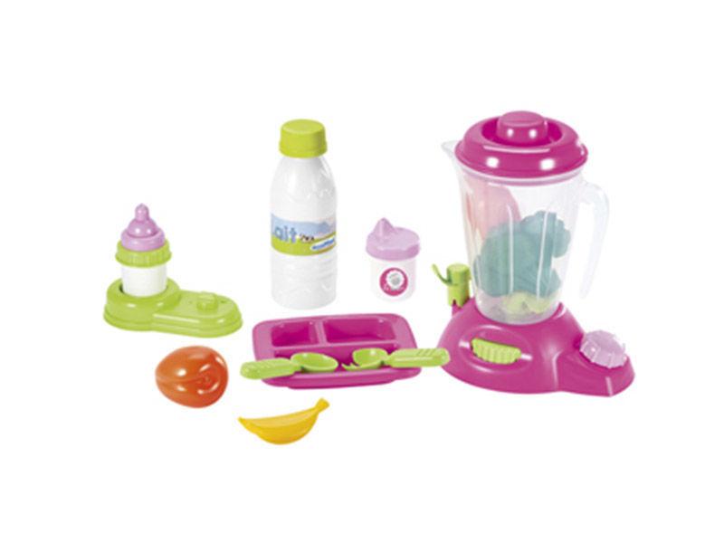 Image de Ecoiffier Valisette repas de bébé 2877