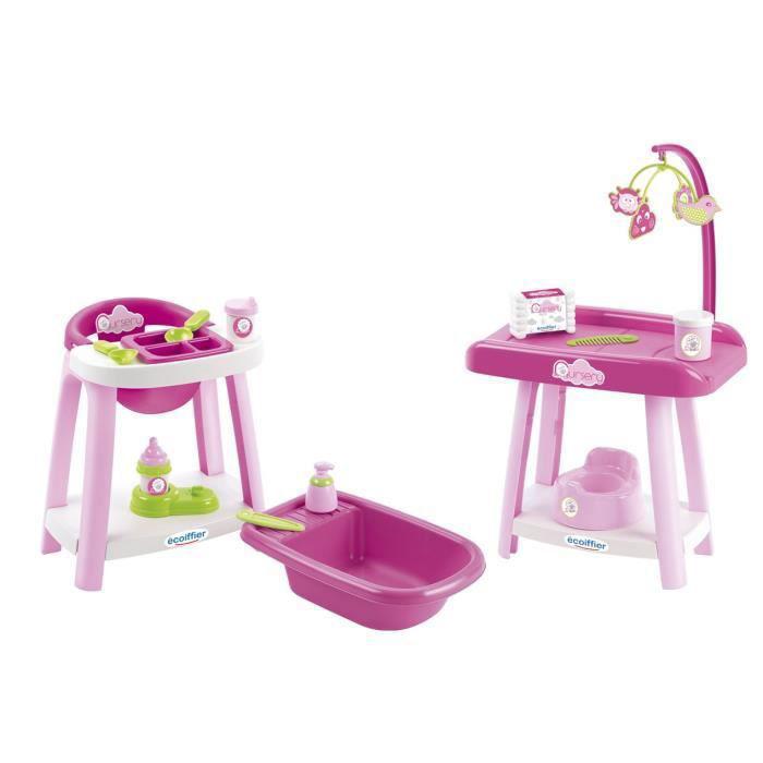 Image de Ecoiffier 3 en 1 Nursery  2878