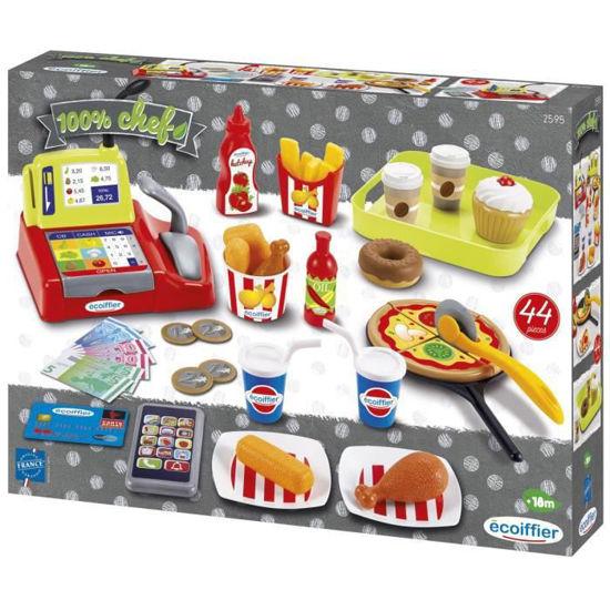 Image de Ecoiffier Fast Food 2595