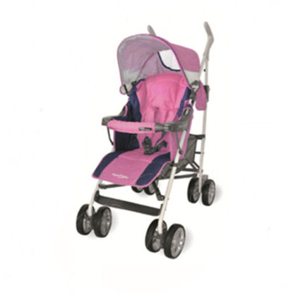 Image de poussette allegro plus rose