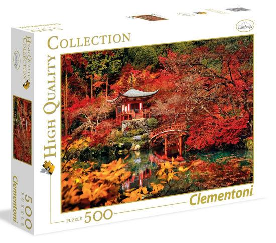Image de Clementoni Puzzle 500 pièces Orient Dream Jigsaw