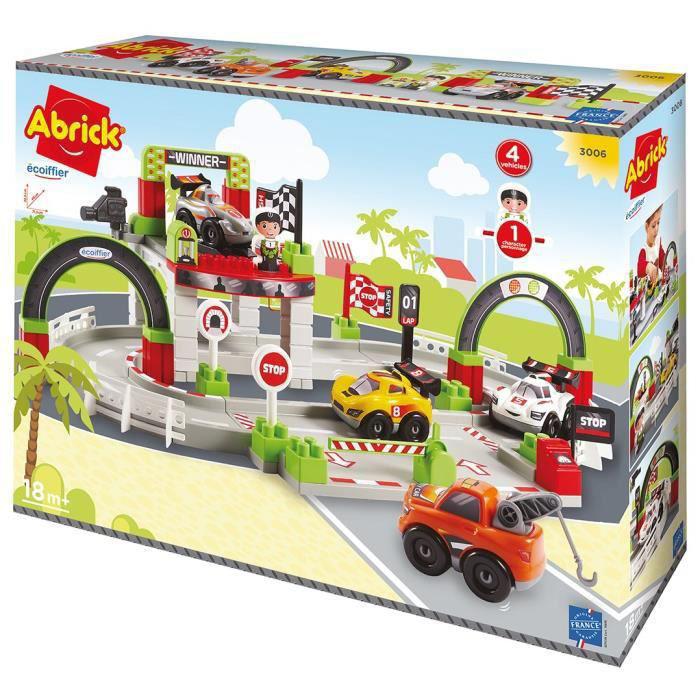 Image de ECOIFFIER Circuit grand prix - Abrick 3006
