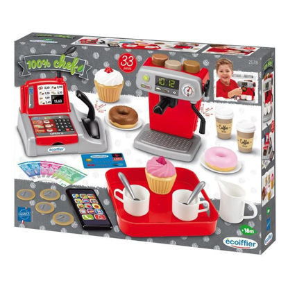 Image de ECOIFFIER Coffret coffee shop 2578