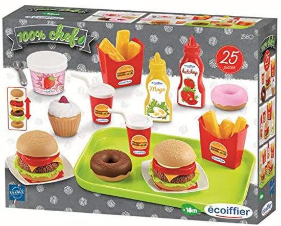 Image de Ecoiffier Fast Food 2580