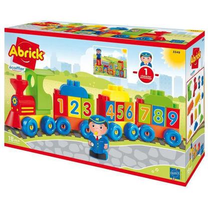 Image de ECOIFFIER des chiffres et des lettres - Abrick 3349