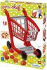 Image de Chariot super marché garni 1225
