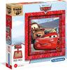 Image de clementoni puzzle Cars boys 27 cm carton rouge 61 pièces