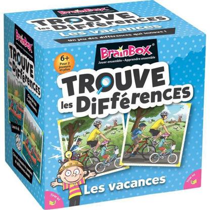 Image de BrainBox Trouve les Différences -Vacances