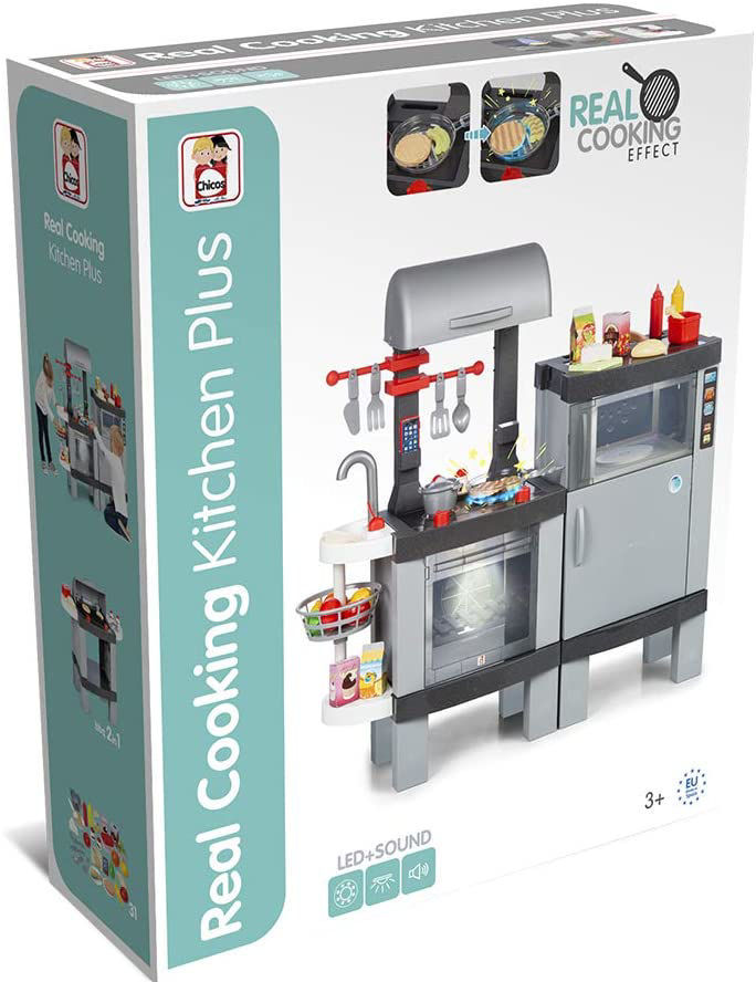 Image de Chicos Real  Cooking Plus 2-in-1  85110