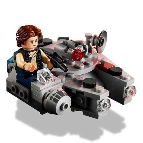 Image de LEGO Star Wars  Microfighter Millennium Falcon 75295