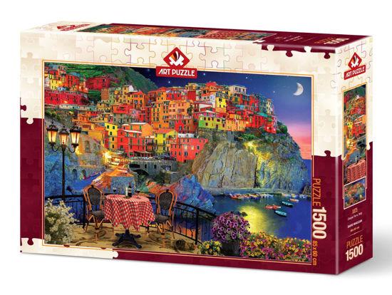 Image de Art Puzzle Cinque Terre 1500 pièces Marque 5375