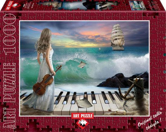 Image de Art Puzzle Sea Symphony 1000 pièces