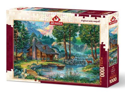 Image de Art Puzzle Fairytale House 1000 pièces 4223