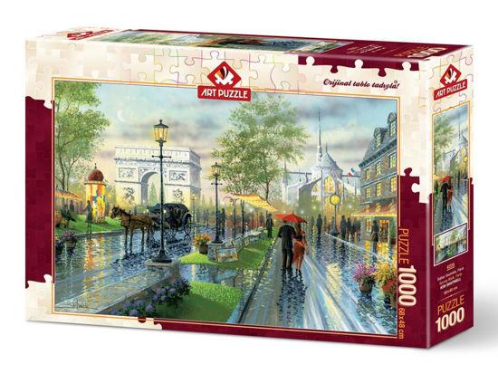 Image de Art Puzzle Spring Walk, Paris 1000 pièces 4225