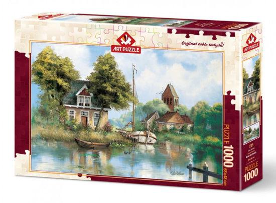 Image de ART PUZZLE 1000 PCS BACK HOME 4386