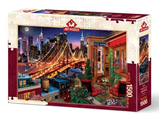 """Image de Art Puzzle  """"Brooklyn By Terrace"""" - 1500 pièces 5376"""