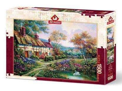 "Image de Art Puzzle ""Spring Garden"" 1500 pièces 5379"
