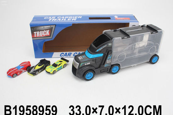 Image de FREE WHEEL TRUCK  W/3PCS CARS