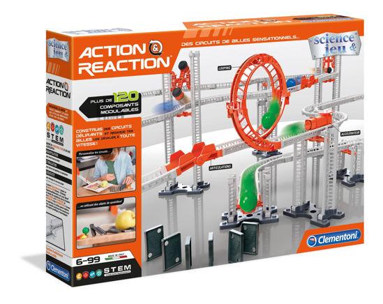 Image de Clementoni Action & Réaction 52400