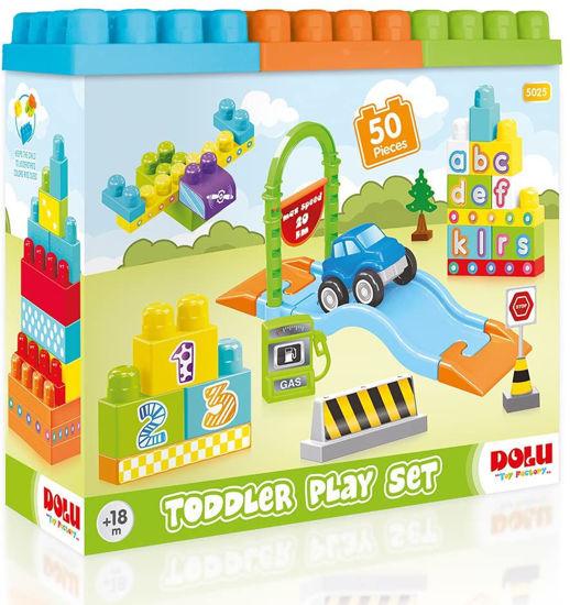 Image de Dolu Play Set 50 pièces 5025