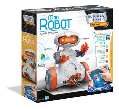 Image de Clementoni Mon Robot nouvelle génération 52434