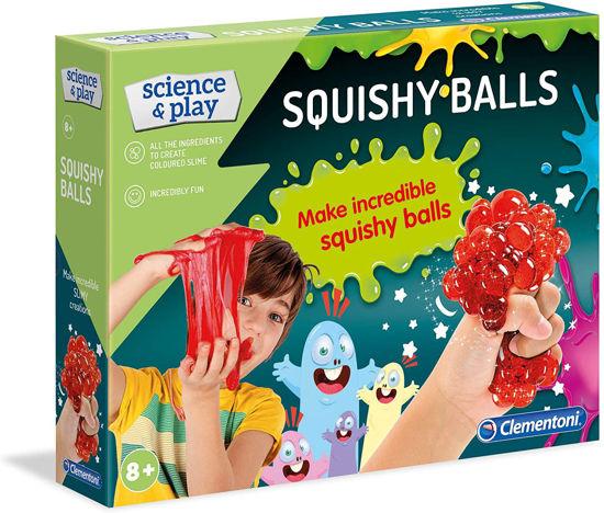 Image de Clementoni Squishy Balls 61896