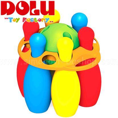 Image de DOLU  BOWLING SET 6073