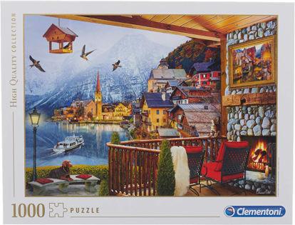 Image de Clementoni Hallstatt-1000 pièces 39481