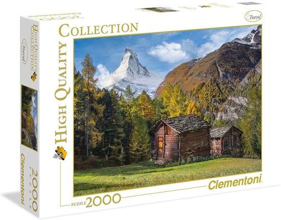 Image de Clementoni Superbe Matterhorn - 2000 Pièces 32561
