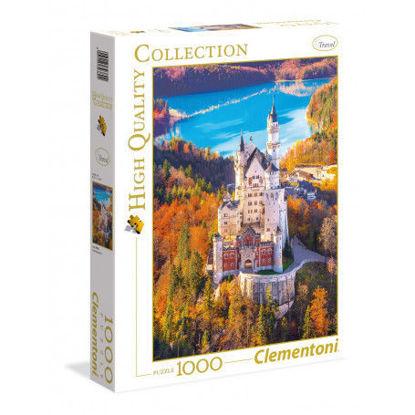 Image de Clementoni Clementoni Neuschwanstein-1000 Pieces 39382