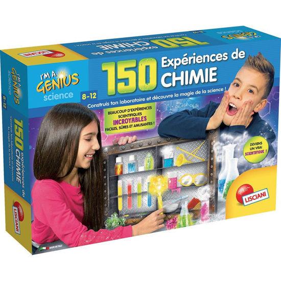 Image de 150 EXPERIENCES DE CHIMIE FR66391