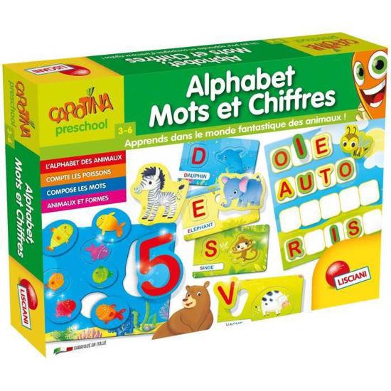 Image de ALPHABET,MOTS & CHIFFRES REF FR57795