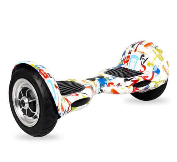 Image de Hoverboard Multicoleur avec bluetooth