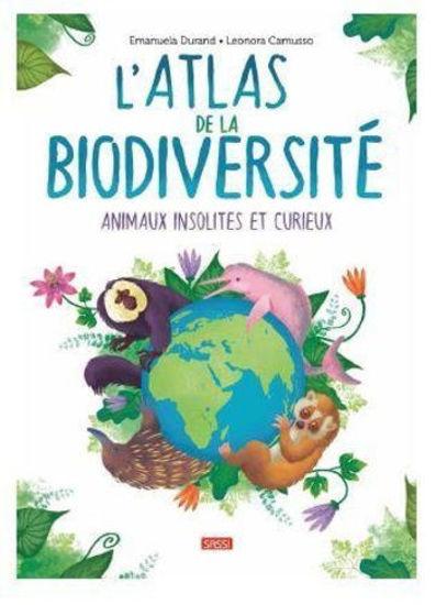 Image de LATLAS DE LA BIODIVERSITE ANIMAUX