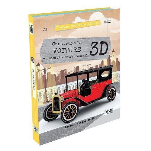 Image de Voyage, découvre, explore -La Voiture 3D