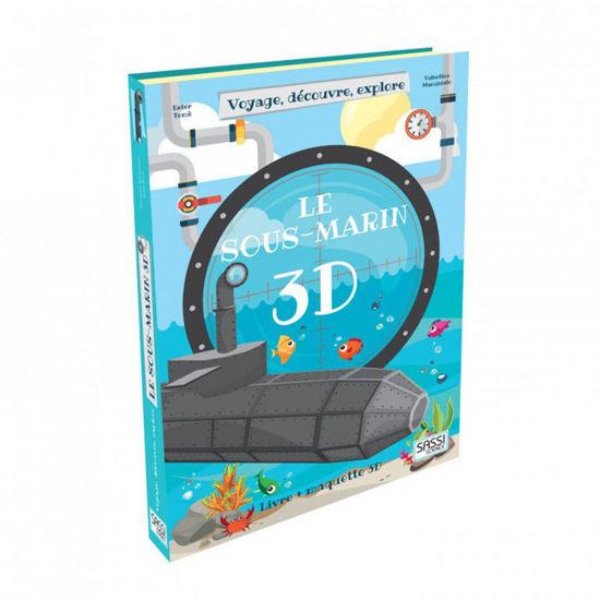Image de VOYAGE DECOUVERE EXPLORE LE SOUS MARINE 3D