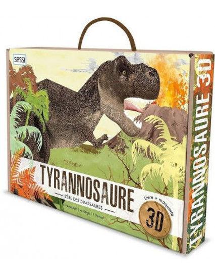 Image de TYRANNOSAURE 3D