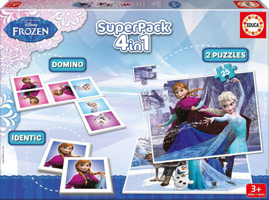 Image de SUPER PACK FROZEN 16144