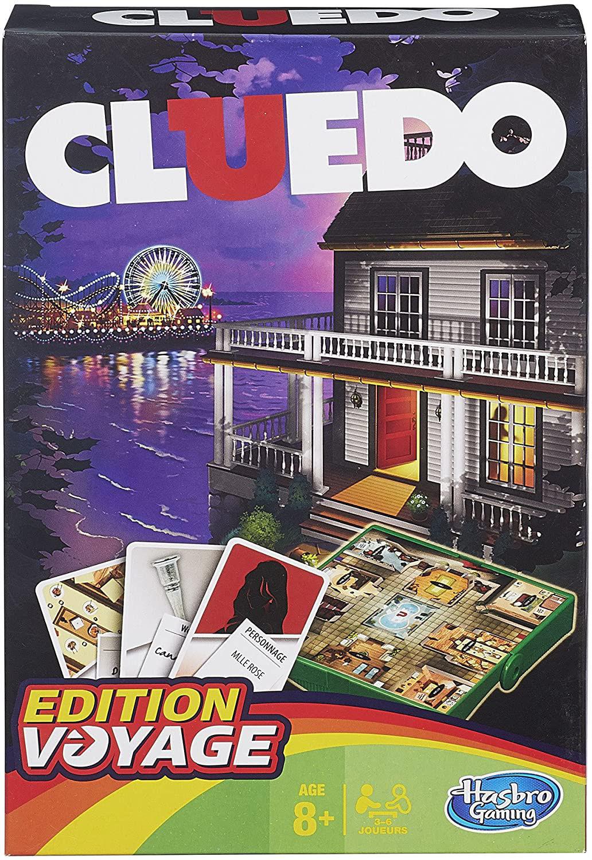 Image de CLUEDO VOYAGE B0999/101