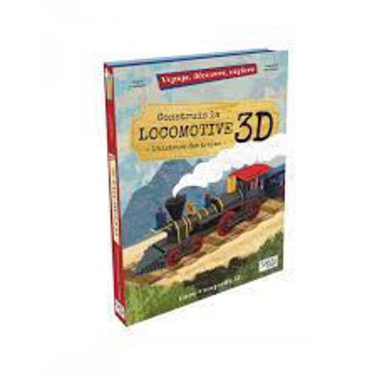 Image de VOYAGE DECOUVRE EXPLORE LA LOCOMOTIVE 3D