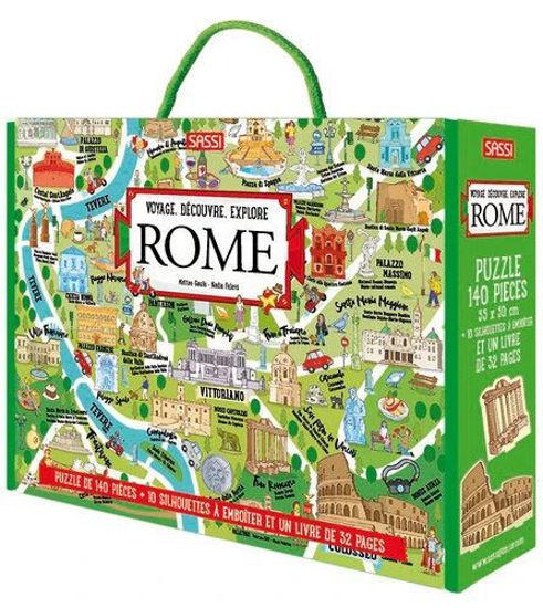 Image de VOYAGE DECOUVRE EXPLORE ROME