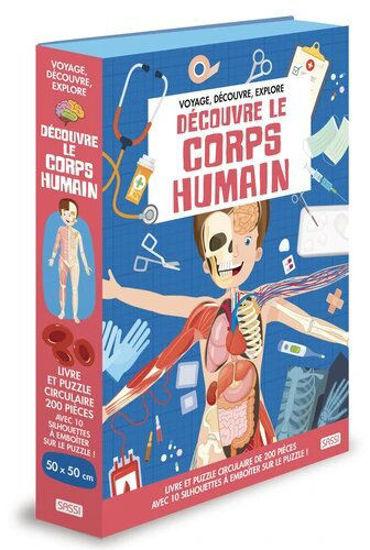 Image de DECOUVRE LE CORPS HUMAIN